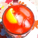 tomato juice lemon
