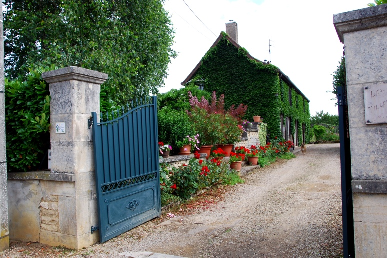French Country Garden Decorating Photograph French Country