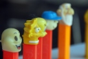 simpsons PEZ
