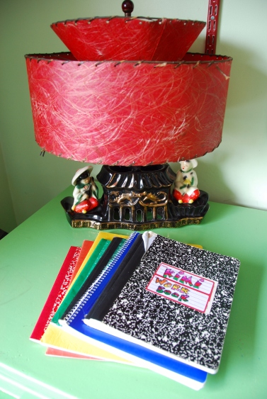kimi encarnacion california pixie journaling caravan print barkcloth drapes 50s chinese lamp-002