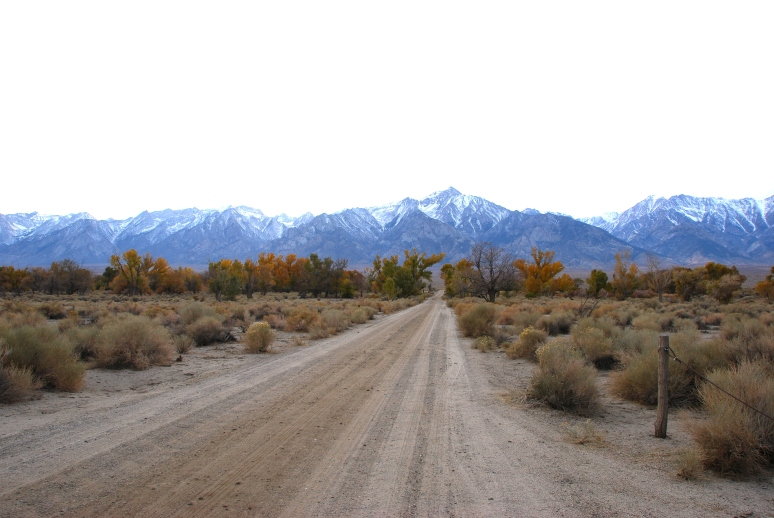 manzanar california