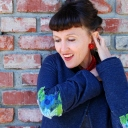 kimi encarnacion california pixie elbow patch DIY sew your own how to