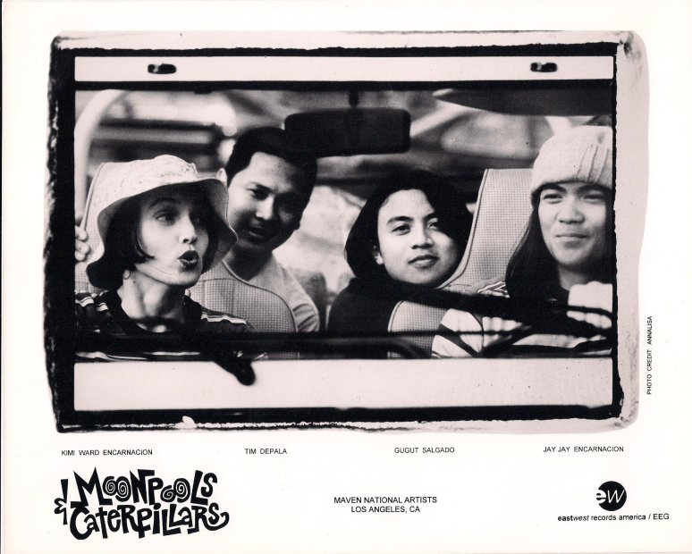 Moonpools and & Caterpillars promo picture 8x10 kimi encarnacion