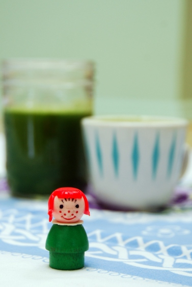 vintage fisher price red hair figure green juice recipe calfornia pixie