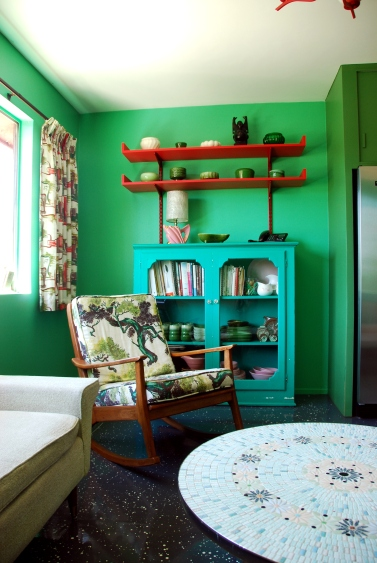 vintage interior decor mid century thrift shop california pixie blog