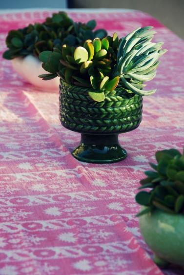 how to use make succulant centerpieces boho vintage wedding tabletop  bohemian california pixie