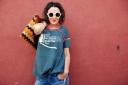 kimi encarnacion california pixie DIY tshirt boho cothing