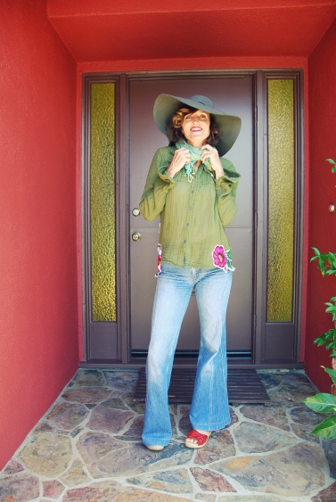 kimi encarnacion california pixie vintage DIY fashion style blog